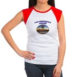 SFPD Skyline Women's Cap Sleeve T-Shirt