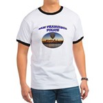 SFPD Skyline Ringer T