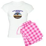 SFPD Skyline Women's Light Pajamas