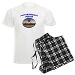 SFPD Skyline Men's Light Pajamas