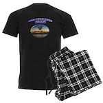 SFPD Skyline Men's Dark Pajamas