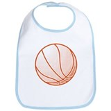 Cute Kids basketball Bib