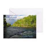 Dolores River Colorado Cards (Pk of 10)
