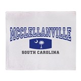 McClellanville South Carolina, SC, Palmetto State
