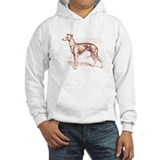 Italian Greyhound Jumper Hoody