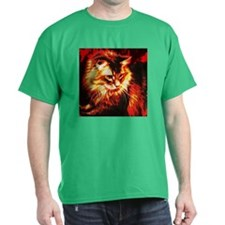 Maine Coon Black T-Shirt