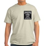 Chicago PD Homicide Ash Grey T-Shirt