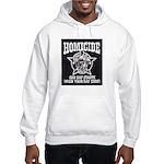 Chicago PD Homicide Hooded Sweatshirt