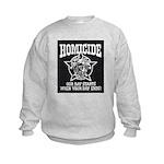 Chicago PD Homicide Kids Sweatshirt