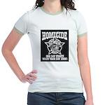 Chicago PD Homicide Jr. Ringer T-Shirt