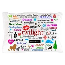 Twilight Memories Pillow Case
