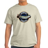 Light Muskie Fishing T-Shirt