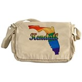 Kendall, Florida, Gay Pride, Messenger Bag