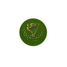 Erin Go Bragh Irish Mini Button