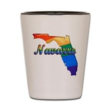 Navarre, Florida, Gay Pride, Shot Glass