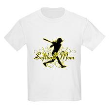 Softball Mom (player) T-Shirt