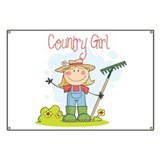 Country Girl Banner