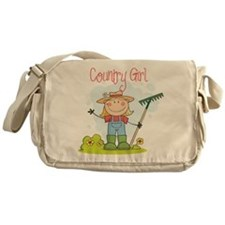 Country Girl Messenger Bag
