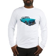 '56 Chevy Bel Air Long Sleeve T-Shirt
