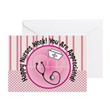 Nurse Week May 6th Greeting Cards (Pk of 20)