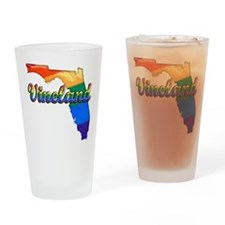 Vineland, Florida, Gay Pride, Drinking Glass