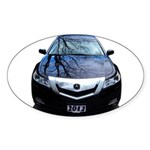 Accura! Sticker (Oval 50 pk)