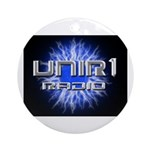 UNIR1 RADIO Ornament (Round)