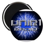UNIR1 RADIO 2.25&quot; Magnet (100 pack)