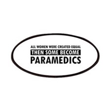 Paramedic design Patches