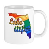 Lake Alfred, Florida, Gay Pride, Mug