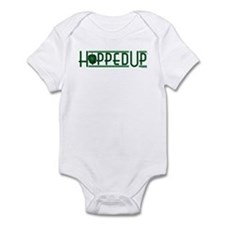 Hopped Up for Beer Infant Bodysuit