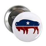 "American Buffalo 2.25"" Button"