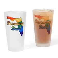Rosemary Beach, Florida, Gay Pride, Drinking Glass