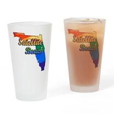 Satellite Beach, Florida, Gay Pride, Drinking Glas