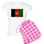 Afghanistan Flag Women's Light Pajamas