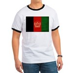 Afghanistan Flag Ringer T