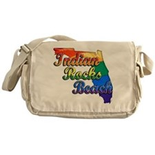 Indian Rocks Beach, Florida, Pride, Messenger Bag