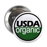 USDA Certified Organic Button
