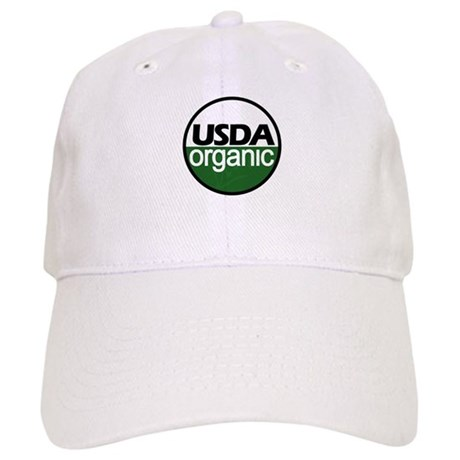 USDA Certified Organic Cap