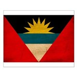 Antigua and Barbuda Flag Small Poster