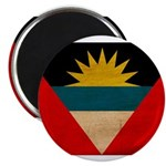 Antigua and Barbuda Flag Magnet