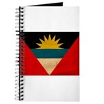 Antigua and Barbuda Flag Journal