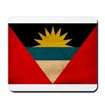 Antigua and Barbuda Flag Mousepad