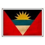 Antigua and Barbuda Flag Banner