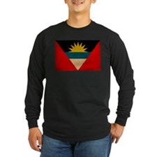 Antigua and Barbuda Flag T