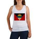 Antigua and Barbuda Flag Women's Tank Top