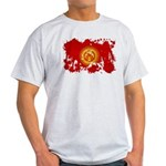 Kyrgyzstan Flag Light T-Shirt