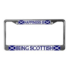 Happiness is Being Scottish Lic Pl Fr