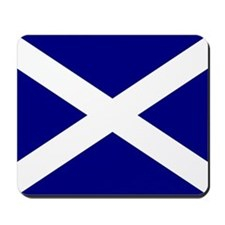 St. Andrew's Cross Mousepad