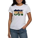 Lesotho Flag Women's T-Shirt